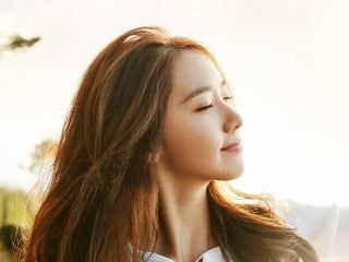 4 sao Hàn đã xinh nay còn xinh hơn nhờ màu tóc nâu hạt dẻ