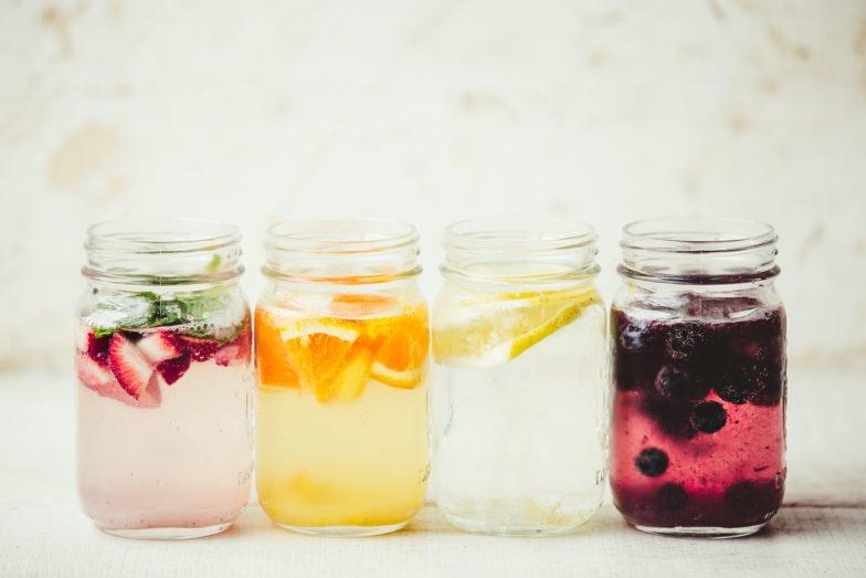 detox hoa quả