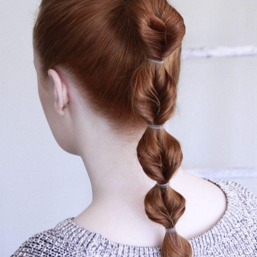 tóc dài thẳng tự nhiên