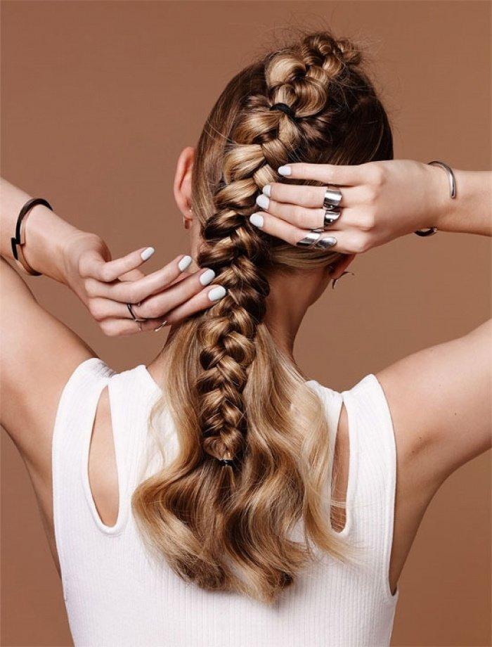 3 Kiểu tết tóc chân rết xinh lung linh thu hút ánh nhìn!