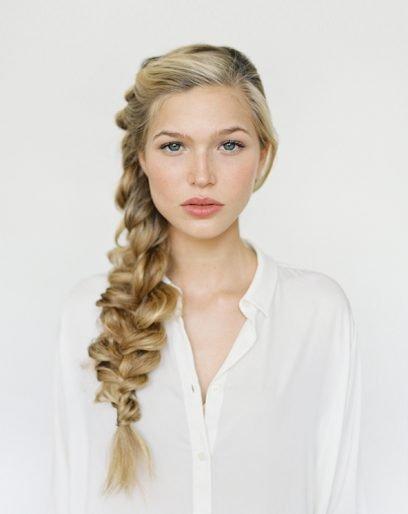 các kiểu tết tóc