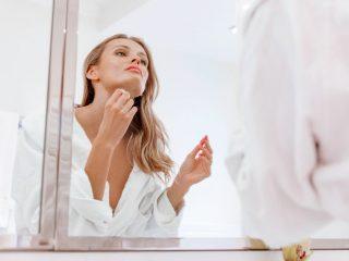 Làm sạch da mặt đúng cách – tiền đề cho 1 làn da chuẩn trắng hồng