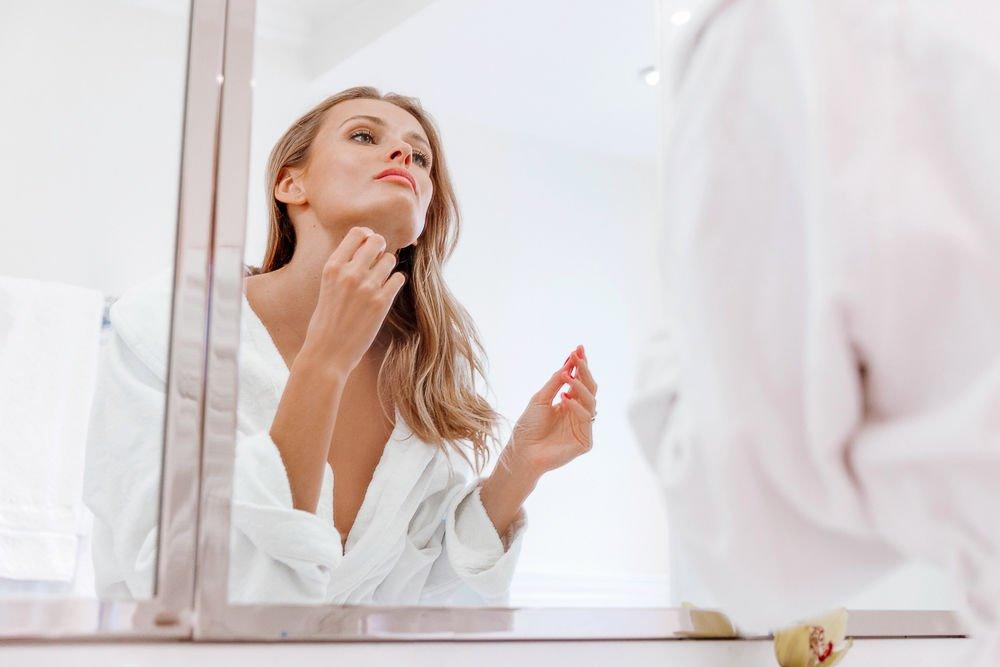 Làm sạch da mặt đúng cách