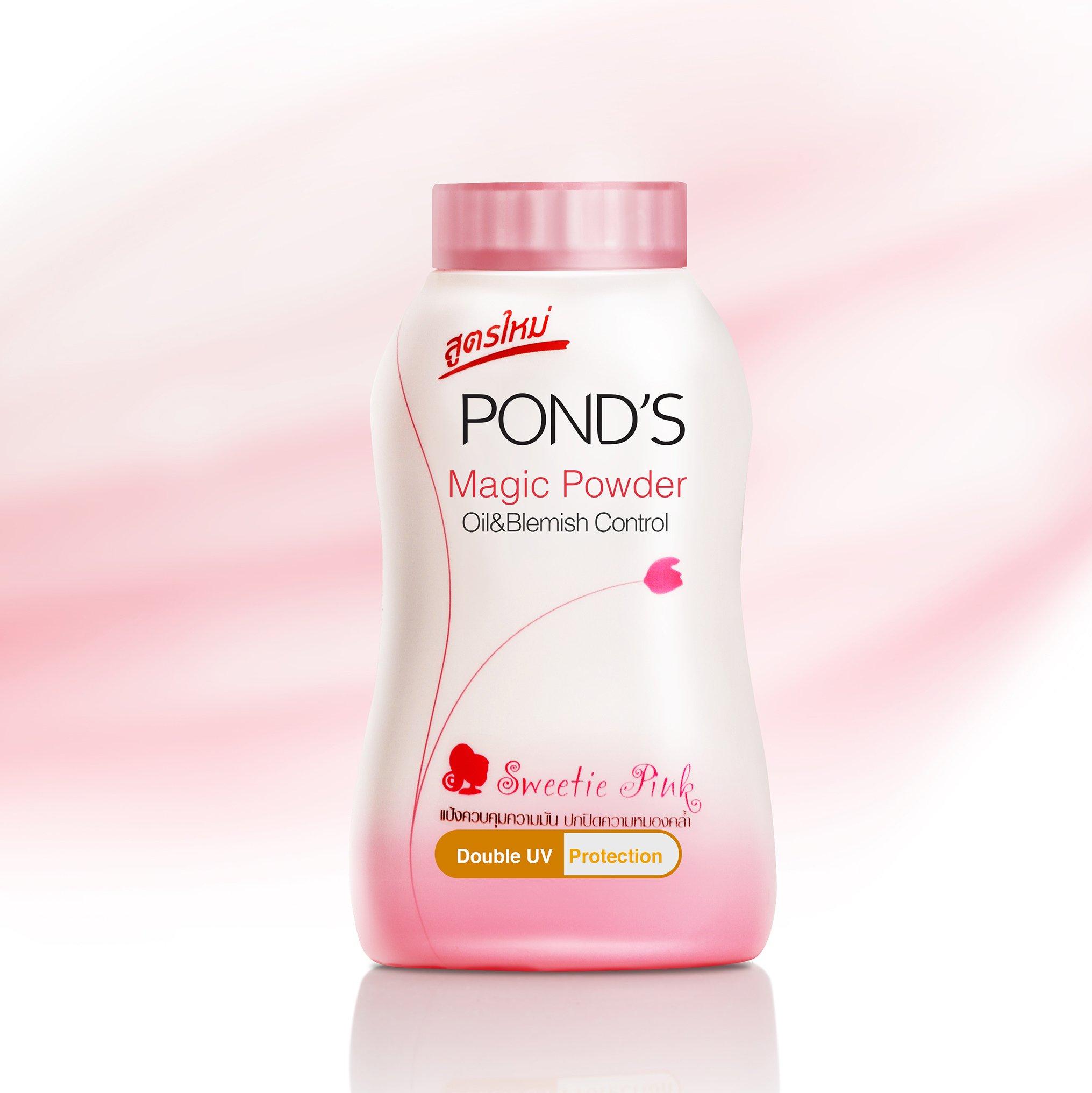 Review phấn phủ POND's magic power, sản phẩm dịu nhẹ cho làn da teen nhạy cảm!