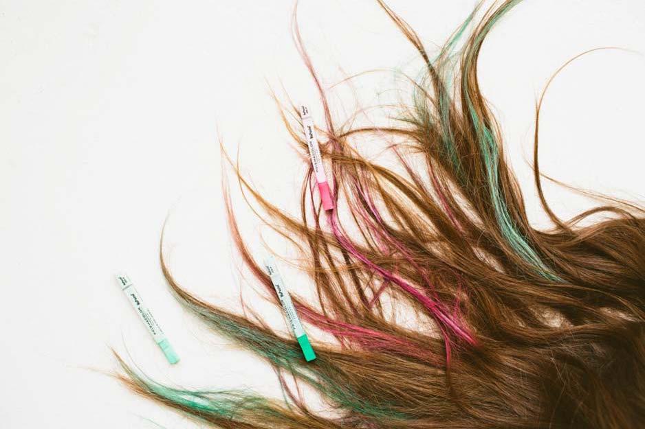 phấn tóc
