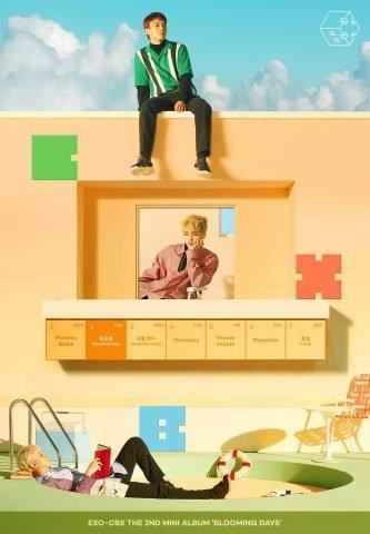 "<span class='p-name'>6 makeup look cực phẩm từ MV ""Blooming Day"" của các oppa EXO-CBX!</span>"