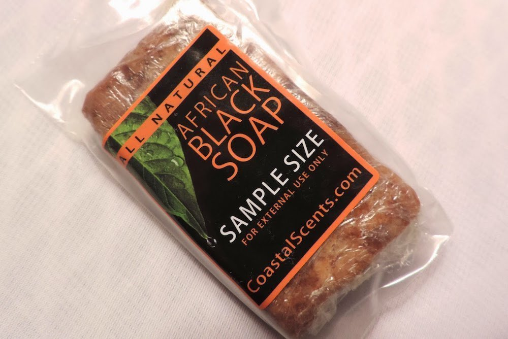 African Black Soap – Coastal Scents
