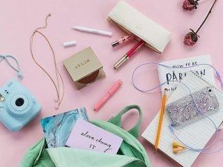 Checklist 6 món đồ làm đẹp nữ sinh nhất định phải có trong balo
