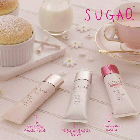 <span class='p-name'>Điểm mạnh gì ở Sugao CC Cream mà khiến giới mê đẹp &#8220;điên đảo&#8221; đến vậy</span>