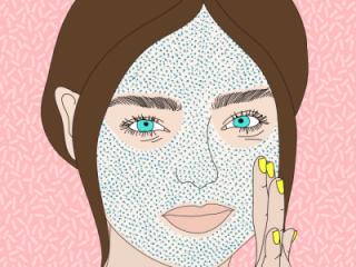 Liệu có thể dùng sản phẩm tẩy tế bào chết toàn thân cho da mặt?