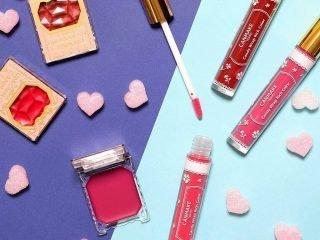 Có gì trong bảng màu son Canmake Candy Wrap Lip mà hấp dẫn đến vậy?