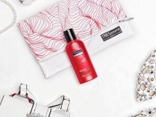 Review dầu gội TRESemmé Keratin Smooth, sản phẩm hoàn hảo cho mái tóc hư tổn không vào nếp