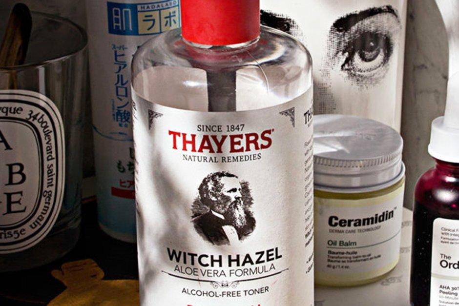 witch hazel là gì