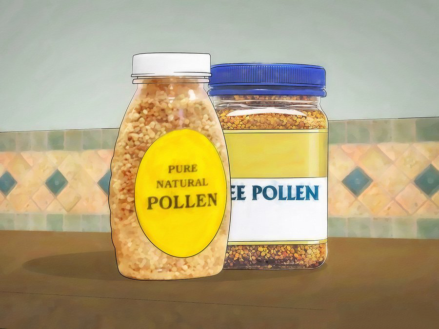lưu ý khi dùng phấn hoa mật ong