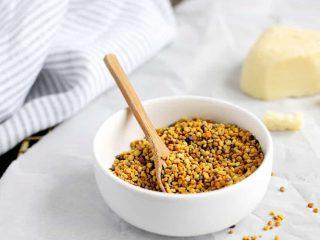 5 lưu ý khi dùng phấn hoa mật ong để có kết quả tốt nhất!