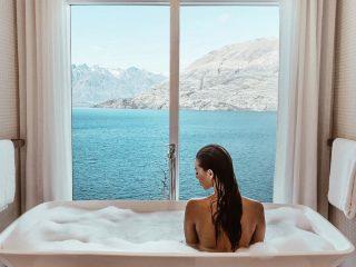 Ai cũng phài đồng ý rằng phòng tắm là nơi thư giãn tuyệt nhất quả đất!