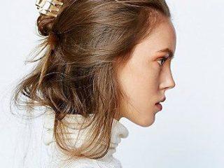 Giữ nếp tóc uốn cụp, tạo phồng tóc chỉ với… kẹp càng cua!