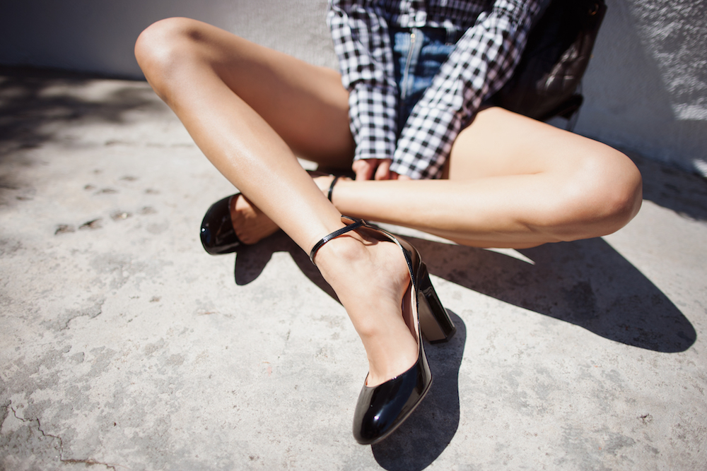 Da khô ở chân và tất tần tật cách trị mà bạn cần biết!