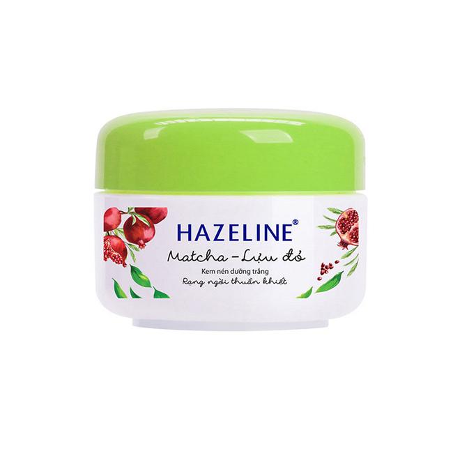 kem dưỡng trắng Hazeline tại nhà