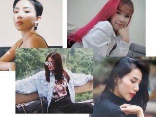 """4 mỹ nhân Việt và kiểu tóc """"độc quyền"""" làm vạn người mê mẩn"""