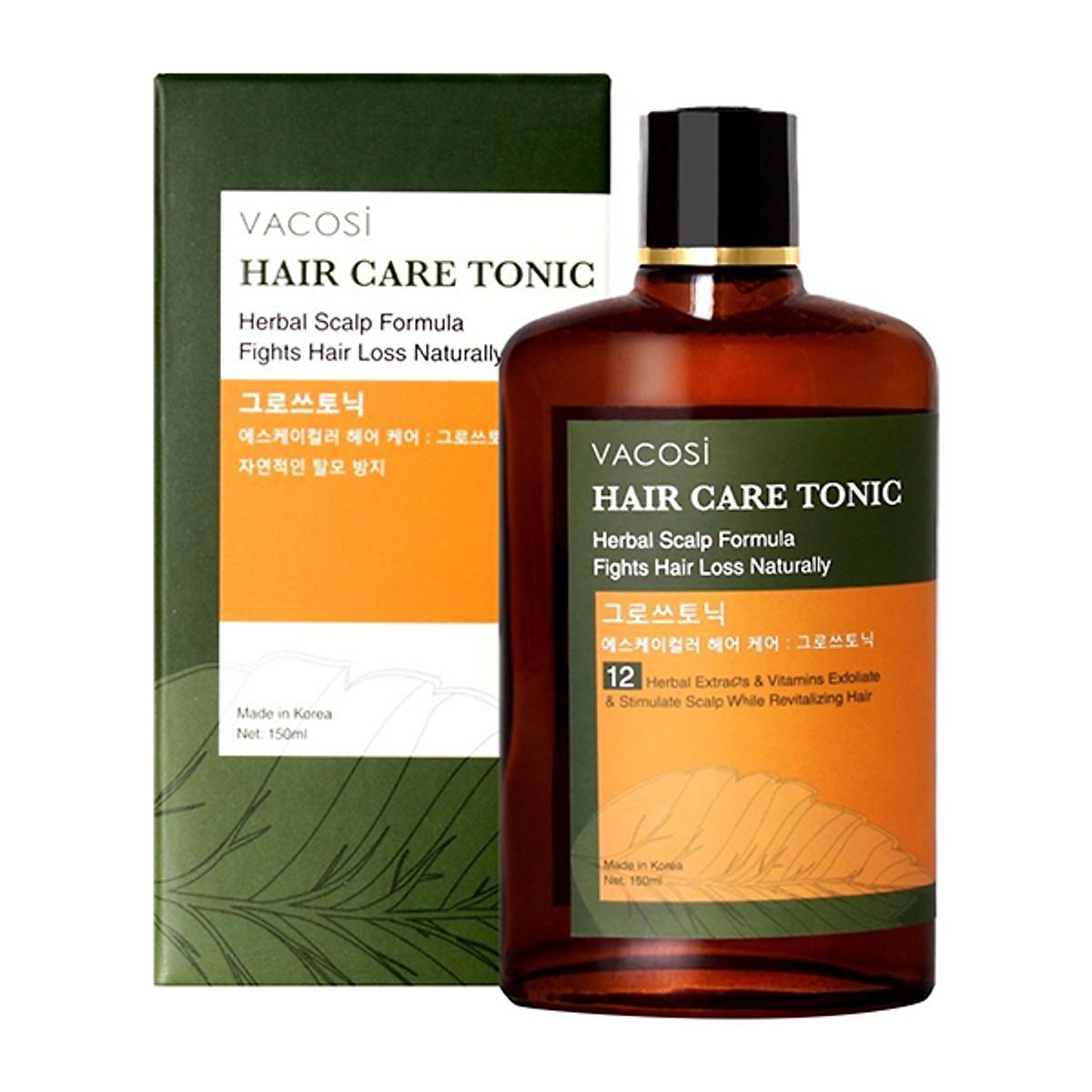 Serum dưỡng tóc Vacosi Hair Care Tonic