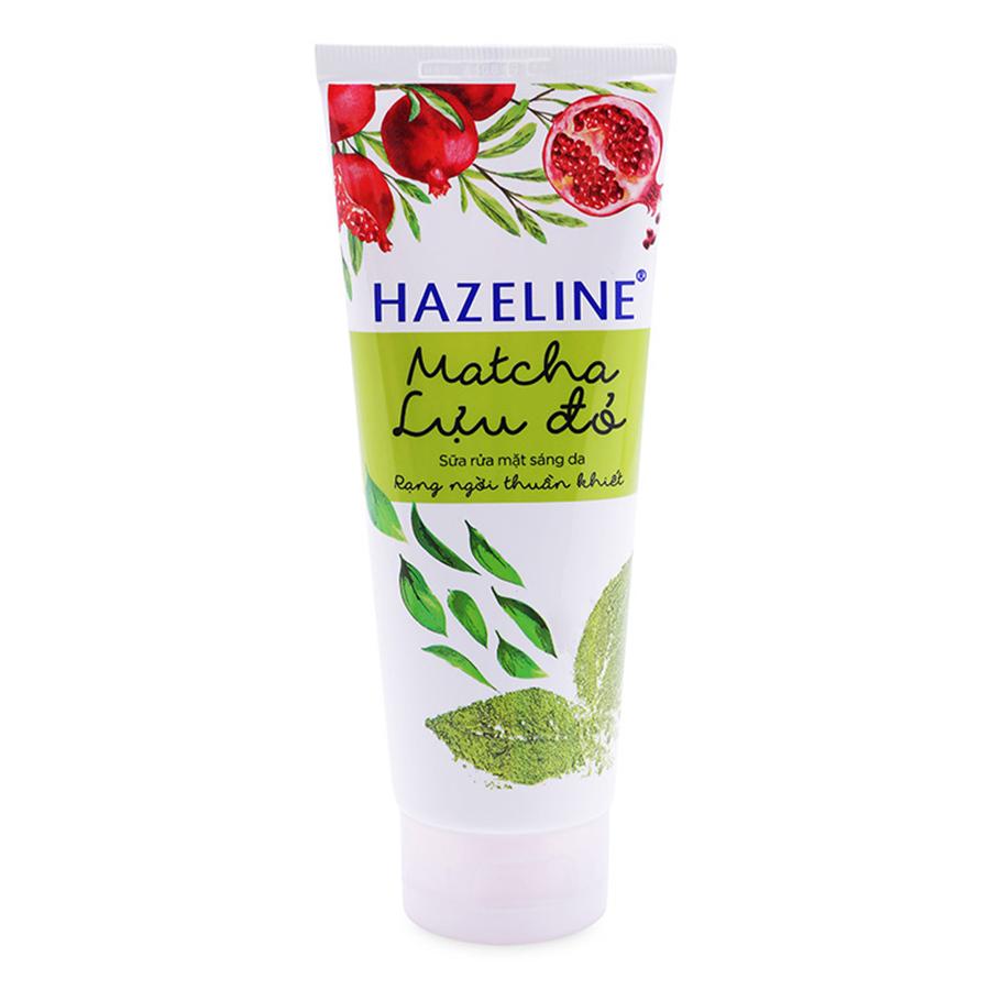 kem dưỡng trắng Hazeline tuýp