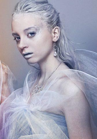 Nàng dịu dàng có thể chọn kiểu hoá trang thiên thần này, đảm bảo xinh ngất ngây!