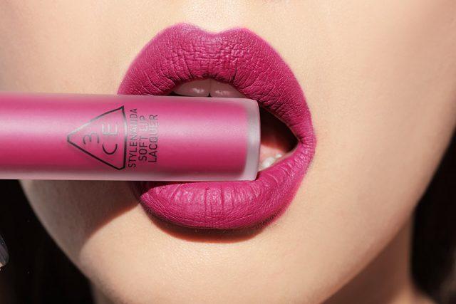 Review: 3CE Soft Lip Lacquer có đáng để chi hầu bao?