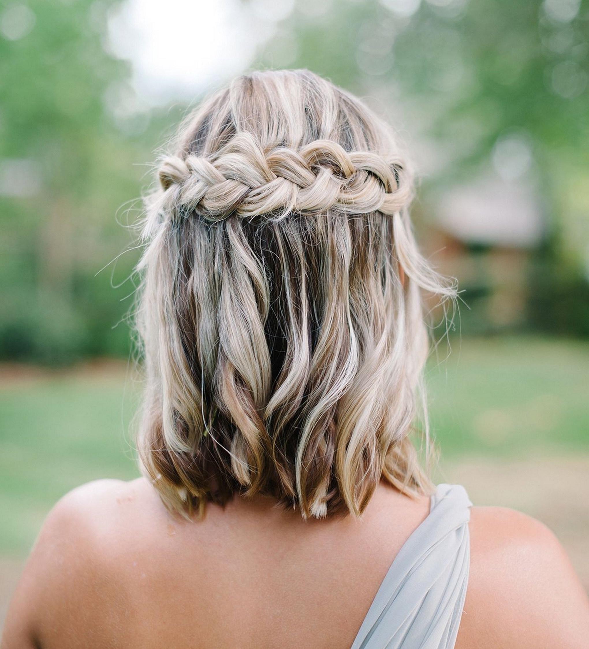 các kiểu thắt tóc đẹp