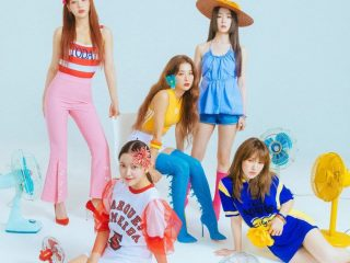 Nghe Red Velvet chia sẻ về makeup look trong MV đình đám Power Up