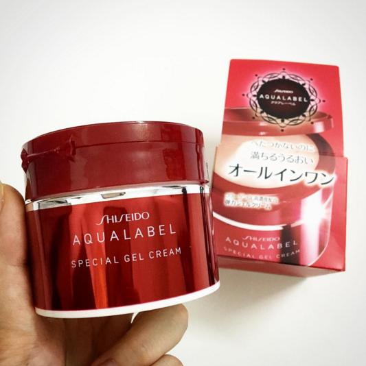 Kem dưỡng ẩm Shiseido
