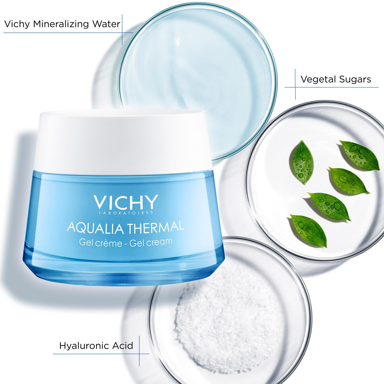 Kem dưỡng ẩm cho da nhạy cảm Vichy Aqualia Thermal Light