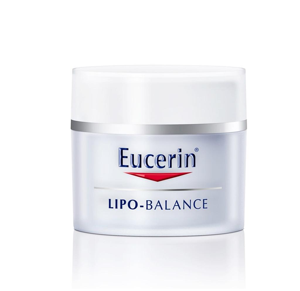 Kem dưỡng ẩm cho da nhạy cảm Eucerin Lipo-Balance Intensive Nourishing Cream