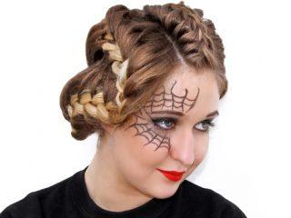 Halloween đã cận kề nhưng chưa biết hoá trang gì? Thử ngay kiểu thắt tóc này nhé!