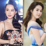 Ngọc Trinh hay Angela Phương Trinh mới là người dẫn đầu đường đua tóc uốn đẹp