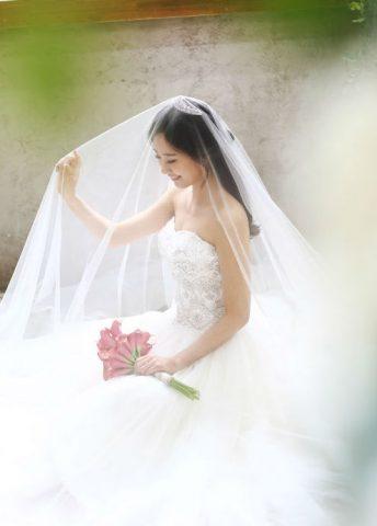 Dưỡng da ra sao để kịp xinh đẹp rạng rỡ vào ngày cưới?