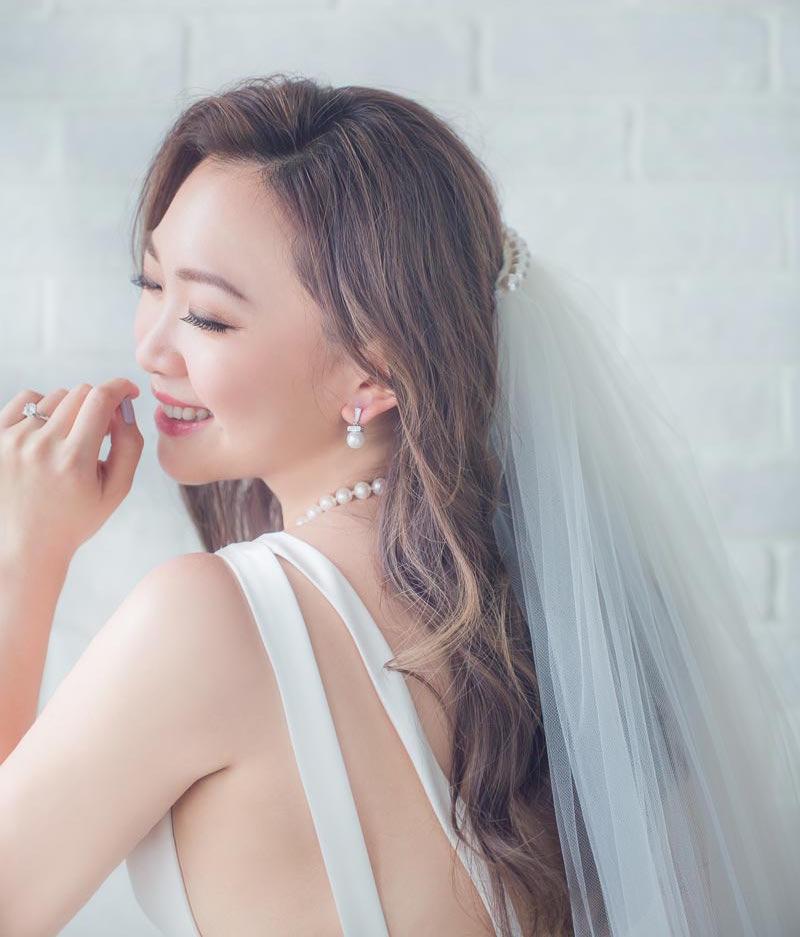Tự nhiên, tươi mới chính là xu hướng trang điểm cô dâu 2018