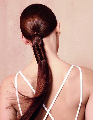<span class='p-name'>London Fashion Week đã mang đến những kiểu tóc ấn tượng nào?</span>