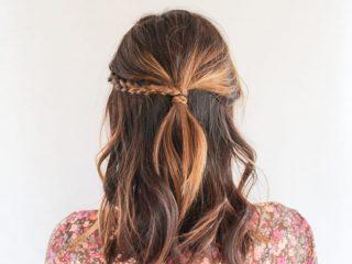 3 Kiểu tết tóc nửa đầu dễ hơn ăn mì mà bạn có thể bắt chước