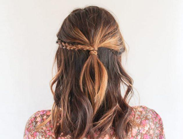 <span class='p-name'>3 Kiểu tết tóc nửa đầu dễ hơn ăn mì mà bạn có thể bắt chước</span>
