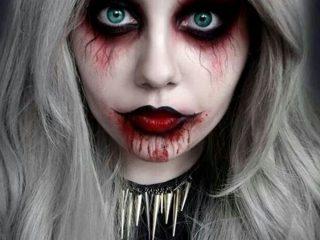 Kiểu tóc ấn tượng này sẽ giúp bạn thắng giải hoá trang của bữa tiệc Halloween