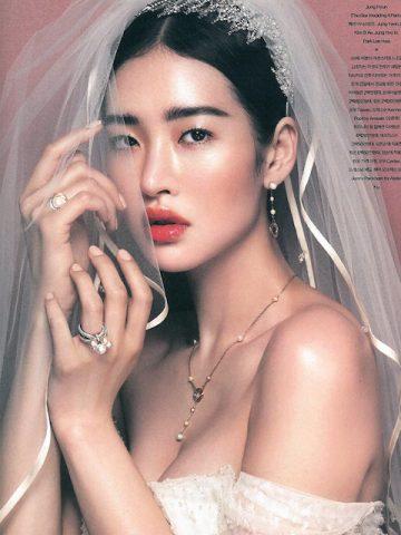 Nàng dâu da ngăm cần lưu ý gì cho vẻ ngoài lung linh trong ngày cưới