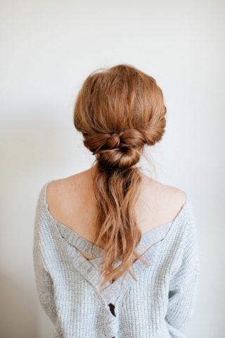 Xinh đẹp ngát hương nhất văn phòng với 3 kiểu tết tóc sau