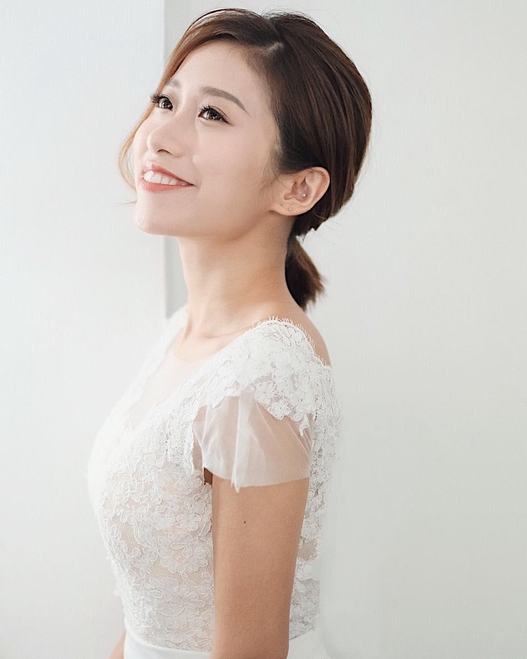 Bạn có thích cách trang điểm cô dâu kiểu Hàn Quốc?