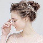 4 phụ kiện giúp điểm tô kiểu tóc cô dâu thêm đẹp