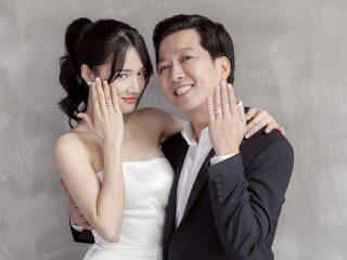 Các sao Việt đã trang điểm cô dâu như thế nào trong đám hỏi của mình?