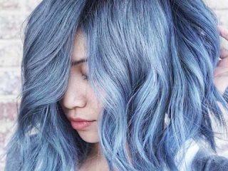 Denim hair – Trào lưu nhuộm tóc ombre rất có thể sẽ hớp hồn bạn