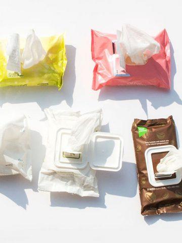 Dùng khăn giấy tẩy trang có giúp da bạn sạch hoàn toàn?