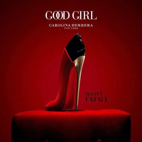 """Good Girl Velvet Fatale của Carolina Herrera – """"Gái ngoan"""" được săn lùng nhất giáng sinh năm nay."""