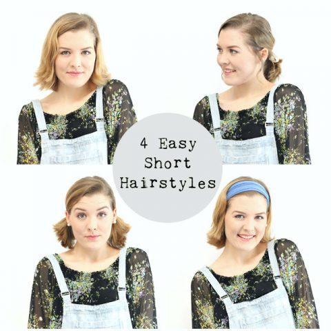 <span class='p-name'>4 Kiểu tóc ngắn dễ thương cho những buổi tiệc đơn giản</span>
